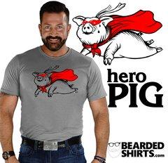 Hero Pig