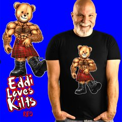 Eddi Loves Kilts