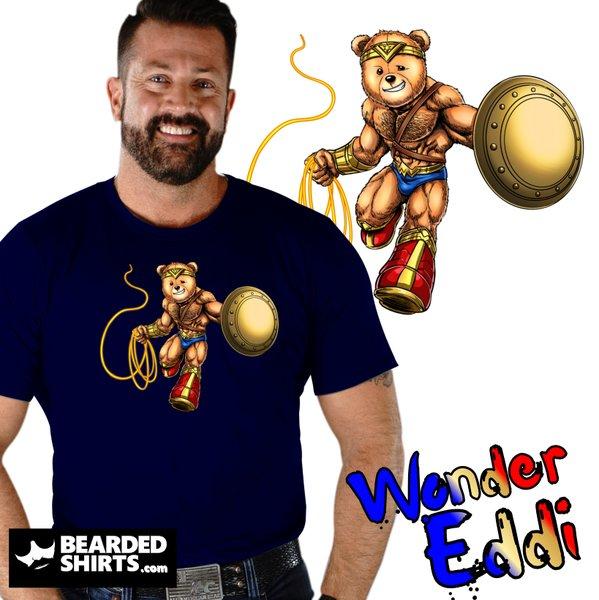 WONDER Eddi Bear Shirt