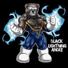 BLACK LIGHTNING ANDRE BEAR