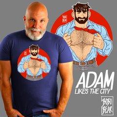 Adam Likes The City by Bobo Bear