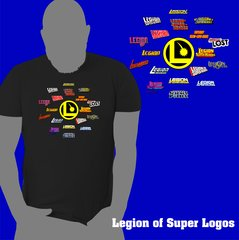 LEGION OF SUPER-LOGOS