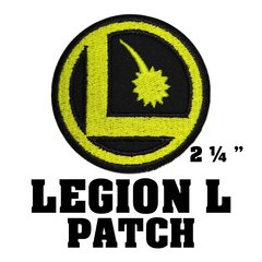 LEGION Embroidered Patch