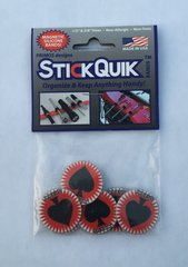 StickQuik Disks™ - 6 Pack Metal Disks