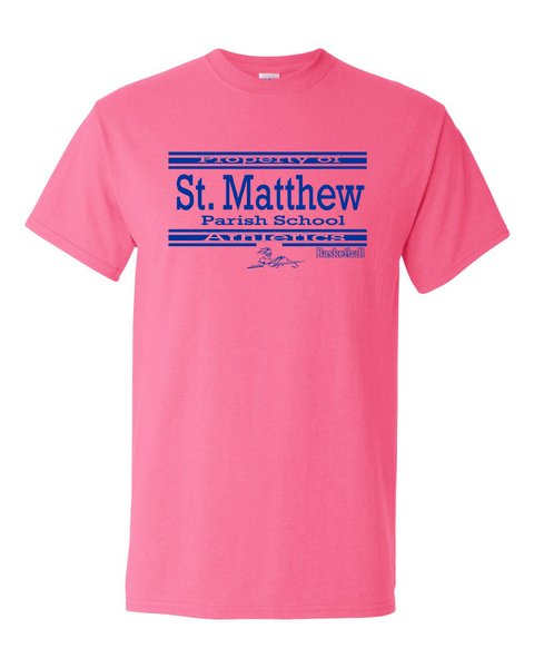 Gildan Ultra Cotton #2000 (Safety Pink) T-Shirts