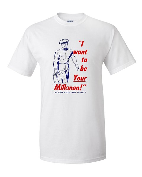 I want to be your milkman