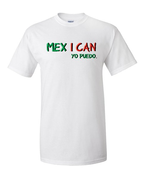 MEX I CAN YO PUEDO
