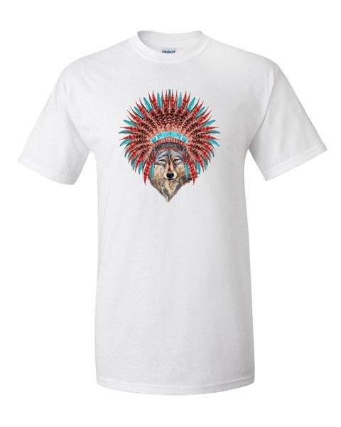 Native American Wolf