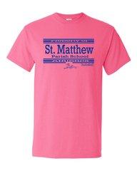 Gildan Ultra Cotton #2000 (Safety Pink) T-Shirts