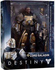 McFarlane Toys Destiny Lord Saladin Delux Action Figure 10""