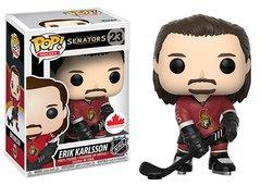 Funko Pop! Hockey NHL Vinyl Figure Erik Karlsson Ottawa Senators Canadian Exclusive Home Jersey