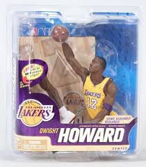 McFarlane NBA Series 22 Dwight Howard LA Lakers