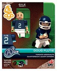 OYO CFL Series 1 Doug Flutie Toronto Argonauts Minifigure