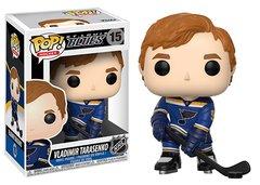 Funko Pop! Hockey NHL Vinyl Figure Vladamir Tarasenko St Louis Blues Canadian Exclusive Home Jersey