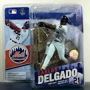 McFarlane MLB Series 15 Carlos Delgado NY Mets