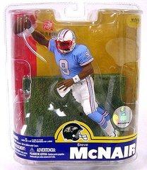 McFarlane NFL Series 16 Steve McNair Houston Oilers Retro Chase