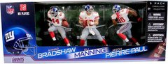 McFarlane NFL 3-Pack Championship 2012 Bradshaw-Manning-Pierre-Paul NY Giants