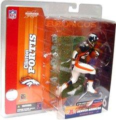 McFarlane NFL Series 7 Clinton Portis Denver Broncos