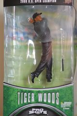 Upper Deck Tiger Woods #4 U.S. Open Champion