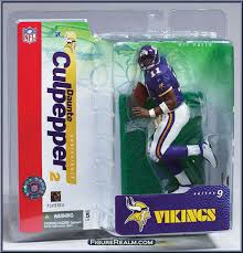McFarlane NFL Series 9 Daunte Culpepper Minnesota Vikings OPENER