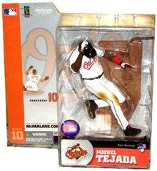 McFarlane MLB Series 10 Miguel Tejada Baltimore Orioles OPENER