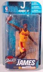 McFarlane NBA Series 17 Lebron James Cleveland Cavaliers