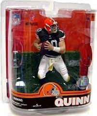 McFarlane NFL Series 16 Brady Quinn Cleveland Browns