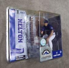 McFarlane MLB Series 9 Tom Helton Colorado Rockies