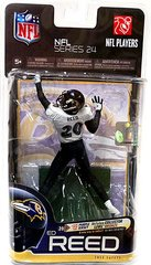 McFarlane NFL Series 24 Ed Reed Baltimore Ravens