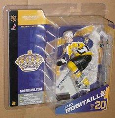 McFarlane NHL Series 8 Luc Robitaille LA Kings Retro Chase