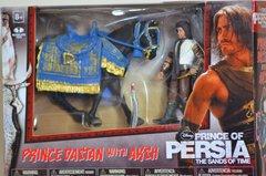 McFarlane - Prince of Persia - Dastan with Aksh Box Set