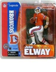 McFarlane NFL Series 1 Legends John Elway Denver Broncos