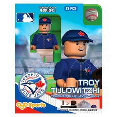 OYO MLB Gen 4 Series 1 Troy Tulowitzki Blue Jays Minifigure