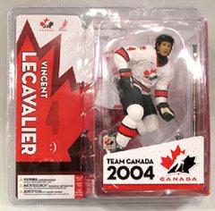 McFarlane NHL Team Canada 2004 Vincent Lecavalier OPENER
