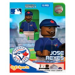 OYO MLB Gen 4 Series 4 Jose Reyes Blue Jays Minifigure