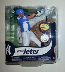 McFarlane MLB Series 31 Derek Jeter NY Yankees Silver Collectible