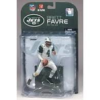 McFarlane NFL Series 19 Brett Favre New York Jets