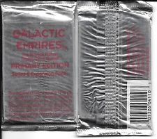 1994 Galactic Empires Primary Edition Series 2 Expansion Pack Trading Cards