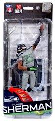 McFarlane NFL Series 36 Richard Sherman Seattle Seahawks Bronze Collector
