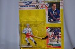 Starting Lineup Mark Messier New York Rangers