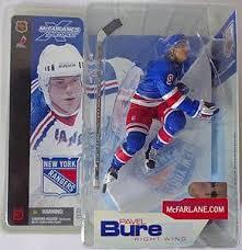 McFarlane NHL Series 3 Pavel Bure New York Rangers Chase