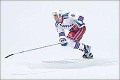 McFarlane NHL Series 3 Pavel Bure New York Rangers OPENER