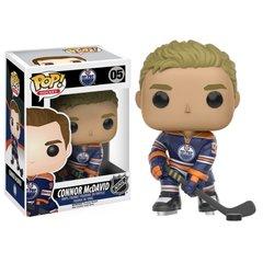 Funko Pop! Hockey NHL Vinyl Figure Connor McDavid Edmonton Oilers Canadian Exclusive Home Jersey