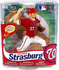 McFarlane MLB Series 31 Stephen Strasburg Washington Nationals Bronze Collector