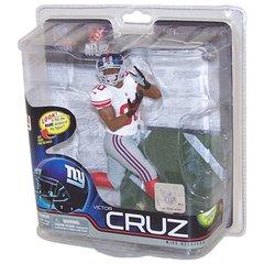 McFarlane NFL Series 31 Victor Cruz New York Giants Collector