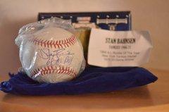 Hidden Treasures Baseball Bronx Edition Series 6 Stan Bahnsen