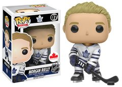 Funko Pop! Hockey NHL Vinyl Figure Morgan Reilly Toronto Maple Leafs Canadian Exclusive Away Jersey