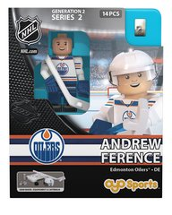 OYO NHL Gen 2 Series 2 Andrew Ference Edmonton Oilers Minifigure