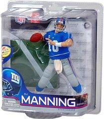 McFarlane NFL Series 26 Eli Manning NY Giants