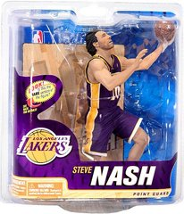 McFarlane NBA Series 22 Steve Nash LA Lakers Bronze
